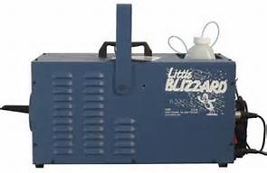 CITC Little Blizzard Snow Machine