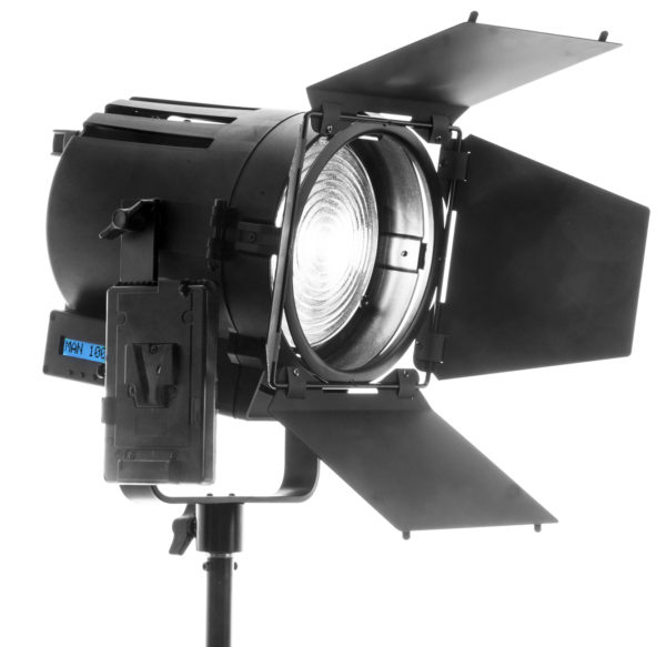 Lupolux LED Fresnel 6″ 110watt Daylight