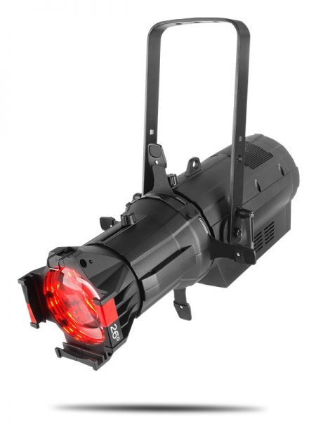 Chauvet Ovation E-10FC RGBA – Lime Color Mixing Ellipsoidal
