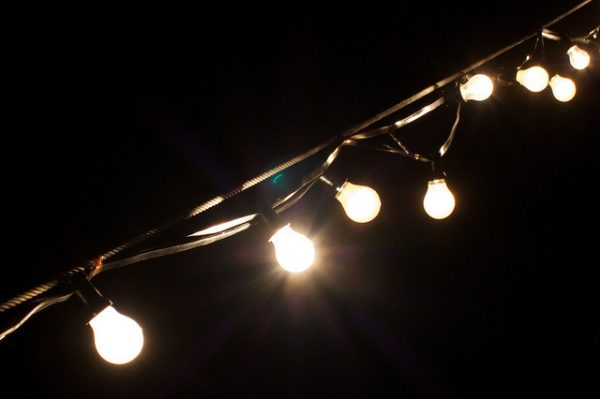String of Lights/Festoon Lighting