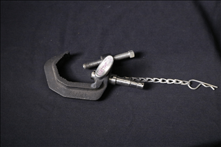 Pipe Clamps with a Baby Pin