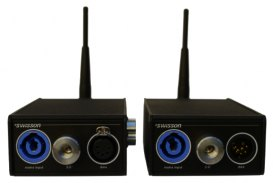 Swisson W-DMX Transceiver 5 Pin