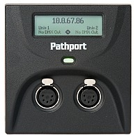 Pathport Node w/2 DMX Output – C-Series