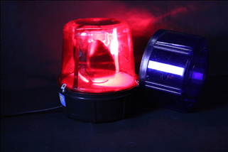 Motion – Rotating Beacon/Cop Light