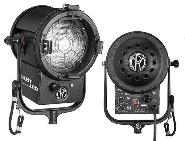 Mole LED Baby  6″ 150 watt Daylight w/Control