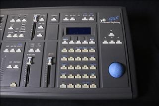Strand GSX 125 Channel Console