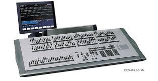 ETC Express 48/96 Control Console