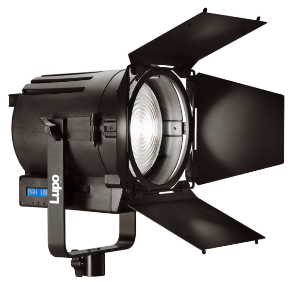 Lupolux LED Fresnel 4.5″ 50watt Daylight