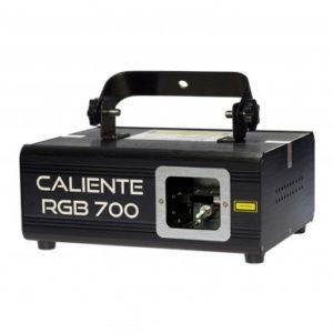 X Laser Caliente RGB 700
