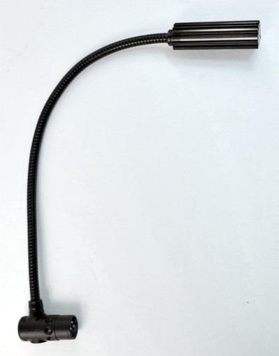 Littlite 18″ 5w High Intensity XLR Detachable Lamp 3 Pin Right Angle