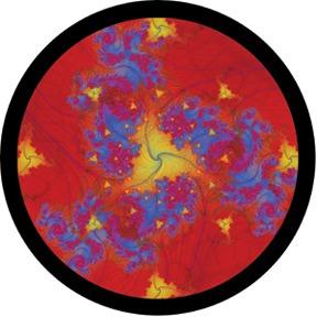 Rosco Glass Multi Color Gobo