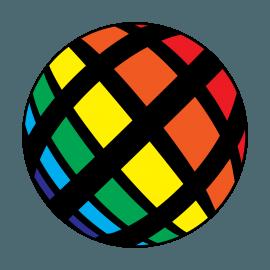 Apollo Glass Custom Colorscenic (3+ Color) Gobo