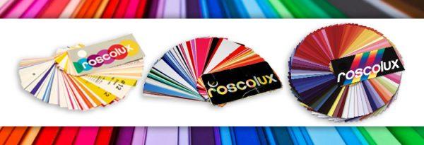 Rosco Gel – Sheets 20″x24″