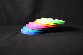 Pro-Gaffers 1/2″ Spike Tape (Cloth)