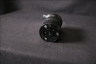 L6-20 Twist Lock Connector, Black 250v
