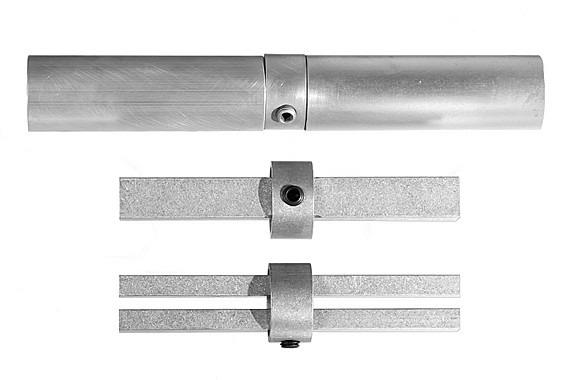 Mega-Quick Pipe Splice 1 1/4″ SCH40 Silver